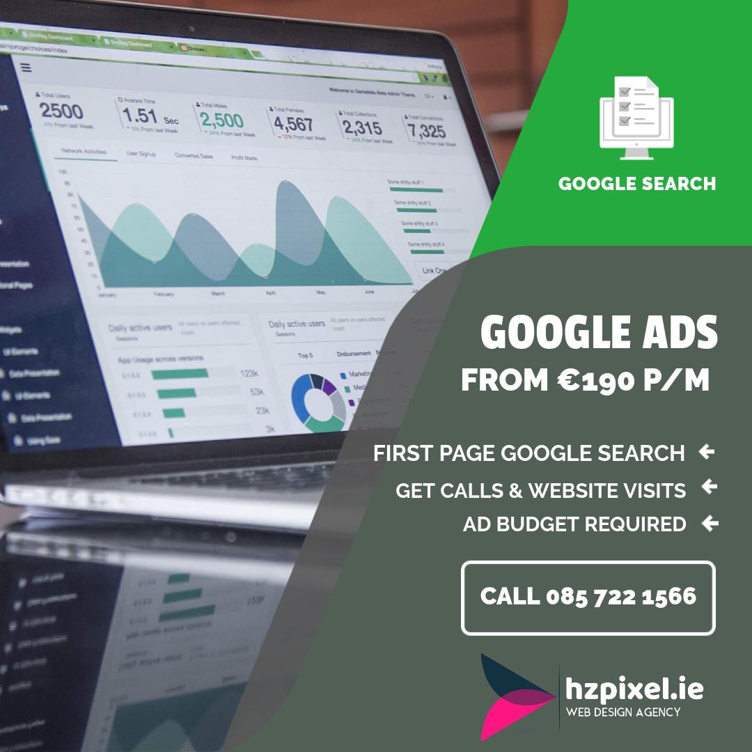Google Ads, Google Advertising, Google Search Ads