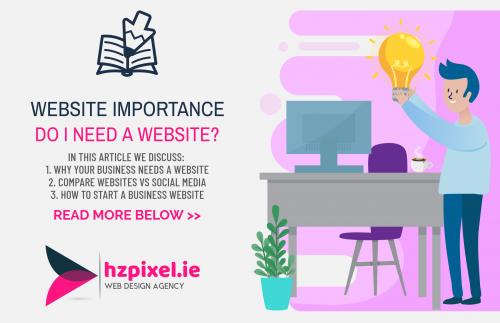 Website Importance, Do I need a website